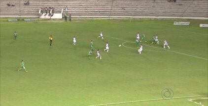 Confira os resultados dos primeiros jogos da segunda fase do Campeonato Paraibano - Plínio Almeida traz os resultados dos jogos e comenta os principais lances.