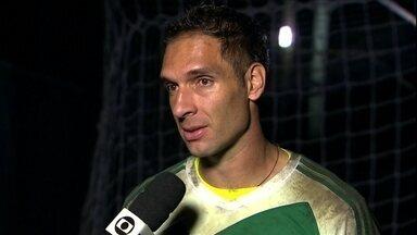Entrevista exclusiva com Fernando Prass - Goleiro do Palmeiras fala sobre o bom momento no Palmeiras