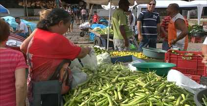 Conheça os personagens que fazem parte do Mercado Central de João Pessoa - Local tem 65 anos de funcionamento e várias gerações já passaram pela feira.