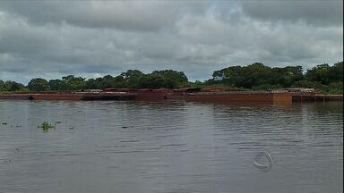 Dia Mundial da Água: a importância do recurso na geração de renda - Empresa de transporte de mercadorias pelos rios em Corumbá, reconhece que sem a água o serviço não seria possível