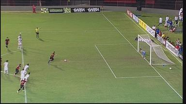 Confira o pênalti e o gol do Sport contra o Porto - Jogo na Ilha do Retiro termina em 1 a 0 para o Leão