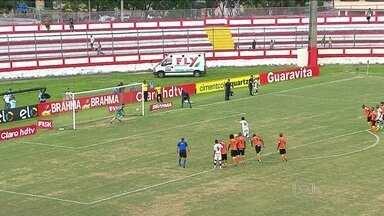 Botafogo empata com Nova Iguaçu em 1 a 1, e se despede do Cariocão - Equipe reserva do Alvinegro não consegue classificação para finais do campeonato.