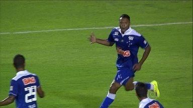 Cruzeiro e Atlético-MG saem na frente pelas semifinais do Campeonato Mineiro - Raposa faz 1 a 0 no Boa Esporte, enquanto Galo goleia América-MG por 4 a 1.
