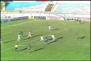 Icasa fica no empate de 3 a 3 com Ceará no Romeirão - Verdão do Cariri ocupa a quinta posição no hexagonal final do Campeonato Cearense.