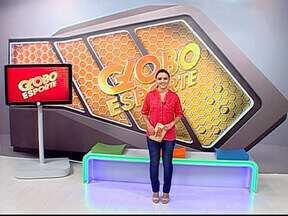 Globo Esporte - TV Integração - 24/3/2014 - Confira a íntegra do Globo Esporte desta segunda-feira