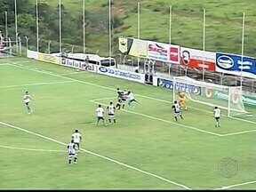 Mamoré vence Social e amplia série de vitórias para oito no Módulo II - Com dois gols, atacante Luizinho é destaque na vitória do time de Patos por 2 a 0 na tarde deste domingo. Com o resultado, equipe volta à liderança do hexagonal final