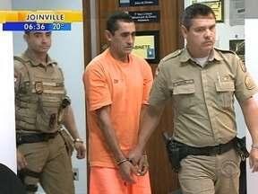 É condenado a 42 anos de prisão homem que confessou ter matado jovem em Joinville - É condenado a 42 anos de prisão homem que confessou ter matado jovem em Joinville