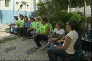 Greve dos servidores da EBDA afeta trabalhadores rurais da região de Feira de Santana - Os funcionários da Empresa Baiana de Desenvolvimento Agrícola pedem um novo concurso público e o pagamento de dissídios de anos anteriores.
