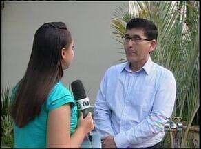 Diretor fala sobre regularização fundiária de Gurupi - Diretor fala sobre regularização fundiária de Gurupi.