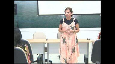 Alunos do Projovem participam de palestra sobre cooperativismo - Encontro marfou o encerramento das atividades.