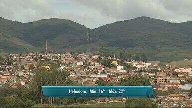 Confira a previsão do tempo para esta quarta-feira (26) no Sul de Minas - Confira a previsão do tempo para esta quarta-feira (26) no Sul de Minas