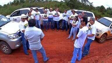 Produtores rurais vão avaliar condições das rodovias de MT - Produtores rurais mato-grossenses vão avaliar as condições das rodovias.