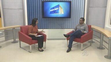 O Rondônia TV conversa com Dimingos Sávio, secretário de saúde de Porto Velho - Domingos fala sobre a saúde das águas.