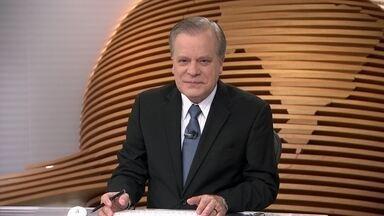 Confira os destaques do Bom Dia Brasil desta segunda-feira (31) - Estudo da ONU diz que planeta está mais quente, mais seco e que preços dos alimentos vão disparar. Aumento dos remédios entra em vigor nesta segunda (31) em todo o país. Ocupação do Conjunto de Favelas da Maré no Rio durou 15 minutos.