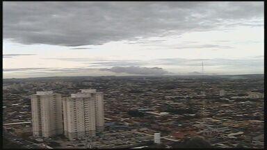 Veja como fica o tempo nesta segunda-feira (31) em Ribeirão Preto - Temperatura cai e dia deve ter chuva alternada com sol.