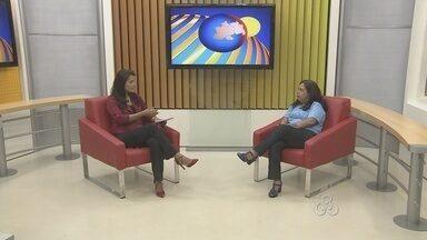 Primeiro Fórum pelos Direitos das Pessoas com Autismo começa nesta terça-feira, em RO - Em entrevista ao com Bom dia Amazônia, Marxlene Bezerra, que é coordenadora do Centro Multidisciplinar Movidos pelo Amor, fala sobre a programação.