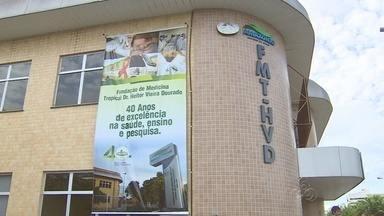 Fundação de Medicina Tropical completa 40 anos, no AM - Em Manaus, a FMT é uma referência em todo Brasil no tratamento de doenças infecciosas e doenças tropicais.