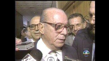 Ex-presidente João Figuieredo sabia de atentado a bomba no Riocentro - Documentos obtidos pelo jornal O Globo mostram que o atentado a bomba, em maio de 1981, era de conhecimento de Figueiredo, o último general a ocupar a presidência da República, durante a ditadura. Os detalhes teriam sido informados um mês antes.