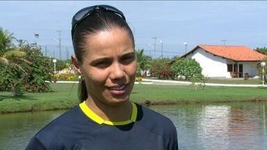 Juliana está de volta à seleção brasileira de vôlei de praia - Atleta tinha sido preterida por problemas com a confederação.