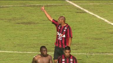 Adriano encara o desafio de voltar a brilhar - Imperador reforço time sub-23 do Atlético na disputa com o Londrina por um lugar na final do estadual
