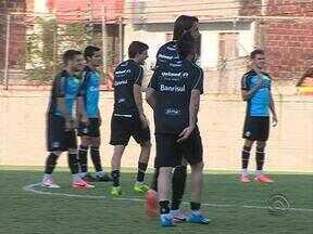 Jogo do Grêmio nesta quarta-feira é decisivo na Libertadores - Para isso, todo o apoio faz bem.