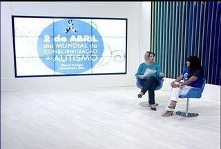 Dia de Conscientização do Autismo é lembrado nas cidades do interior do estado - Data é celebrada nesta quarta-feira (2).
