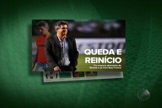 Rernato Gaúcho é demitido e técnico do Vitória pode estar na mira do Fluminense - Rumores indicam que o Fluminense quer Ney Franco nas Laranjeiras.