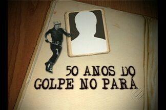 Personagens relembram Guerrilha do Araguaia em série sobre o golpe militar - Na segunda reportagem da série especial sobre os 50 anos do golpe militar, personagens lembram episódio conhecido como Guerrilha do Araguaia.