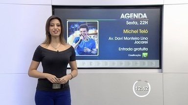 Veja as dicas da agenda - Ana Torquetti dá as dicas da agenda cultural nas cidades da região.