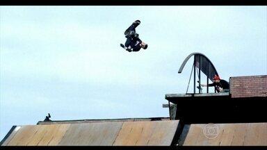 Mega Rampa de skate será uma das atrações do Esporte Espetacular - undefined