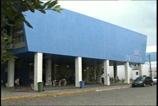 Servidores paralisam as atividades na UFSM em Santa Maria, RS - Entre as reivindicações está o cumprimento do acordo firmado na última greve.