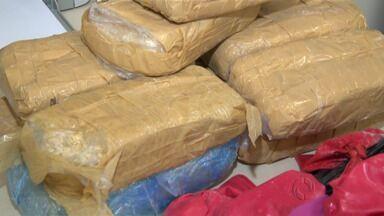 Polícia Rodoviária Estadual apreende cocaína e crack na PR-317, entre Floresta e Maringá - A droga estava escondida no tanque do carro