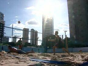 Primeira Copa Teresina de Vôlei de Praia acontece neste fim de semana - Primeira Copa Teresina de Vôlei de Praia acontece neste fim de semana