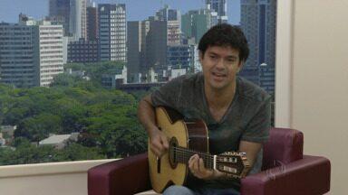 Jorge Vercillo faz show em Maringá - O músico da MPB comemora vinte anos de carreira