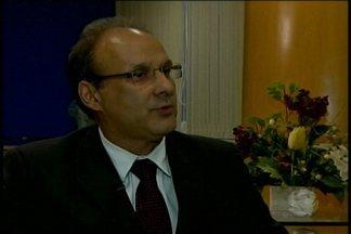 Novo presidente da Chesf assume cargo - Quem passa a ocupar o cargo é o engenheiro eletricista Antônio Varejão de Godoy.