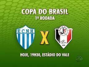 Além de São Luiz de Ijuí outros dois times do RS jogam pela Copa do Brasil - Confira.