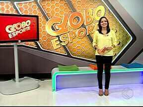Globo Esporte - TV Integração - 09/4/2014 - Confira a íntegra do Globo Esporte desta quarta-feira