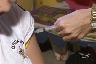Campanha contra o HPV termina amanhã e ainda não atingiu a meta no Maranhão - Meninas de 11 a 13 anos precisam ser vacinadas, mas nem todos os municípios maranhenses atingiram a meta, mas a vacina vai continuar disponível nos postos de saúde.