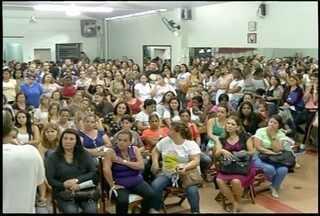 Greve da Educação em Friburgo, RJ, não é reconhecida pelo TRT - Profissionais voltarão ao trabalho nesta quinta-feira (10).Sindicato vai recorrer da decisão.