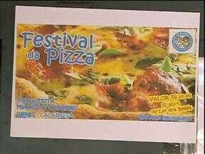 Lar dos bebês promove festival da pizza - O evento é para arrecadar verbas para a manutenção da instituição.