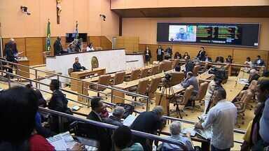 Deputados pedem urgência na votação do Projeto que autoriza contrair empréstimo - Deputados pedem urgência na votação do Projeto que autoriza contrair empréstimo