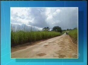 Telespectador denuncía a situação de uma rodovia estadual que liga o Tocantins à Bahia - Telespectador denuncía a situação de uma rodovia estadual que liga o Tocantins à Bahia