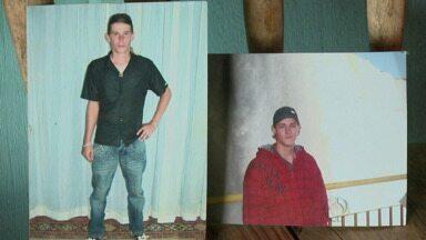 Família quer saber o que aconteceu com os dois jovens desaparecidos no lago de Itaipu - Os rapazes saíram para pescar e não voltaram mais. Eles estão desaparecidos há dez dias.