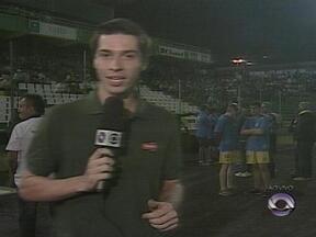Público lota Colosso da Lagoa para final da Divisão de Acesso - Ao vivo, o RBS Notícias mostra a movimentação no estádio.