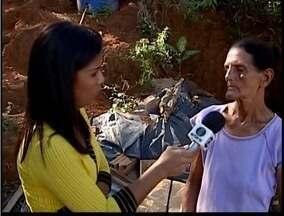 Blitz do MG TV: Bairro Bethânia em Ipatinga está sem energia elétrica - Moradores questionam falta de infraestrutura.
