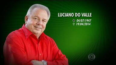 Veja homenagem do Globo Esporte RS ao narrador Luciano do Vale - Jornalista morreu no sábado.