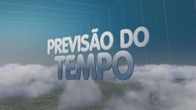 Terça-feira será de chuva na região de Campinas - Dia vai começar abafado.
