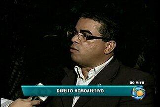 Direito homoafetivo é discutido em Pernambuco - Ministério Público realiza o primeiro encontro do Vale do São Francisco quinta-feira (24).