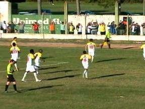 Rio Grande enfrenta São Gabriel na final do primeiro turno da Terceirona - Jogo ocorre às 20h30m.