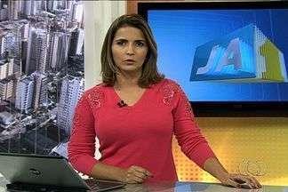 Veja os destaques do Jornal Anhanguera 1ª Edição deste sábado (26) - Garis da Comurg denunciam que não conseguem trabalhar.